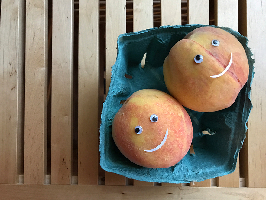 I Play With My Food By Adding Googly Eyes To Everything