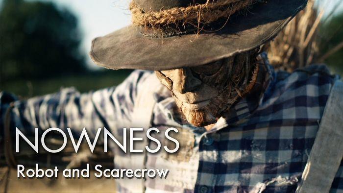 Robot & Scarecrow – A Modern Fairytale