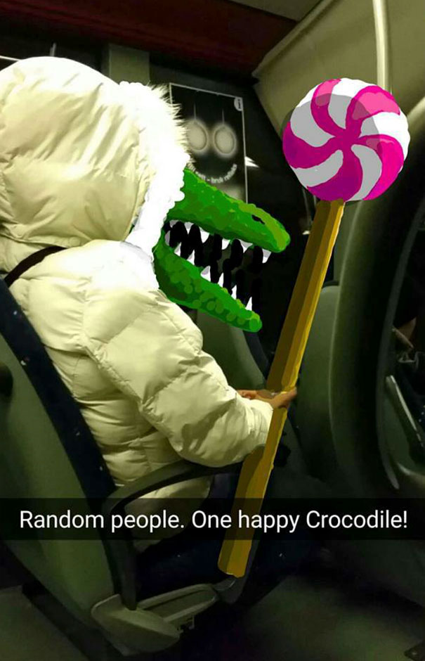 I Made A Fulltime Job Just By Doodling On Random People In Snapchat!