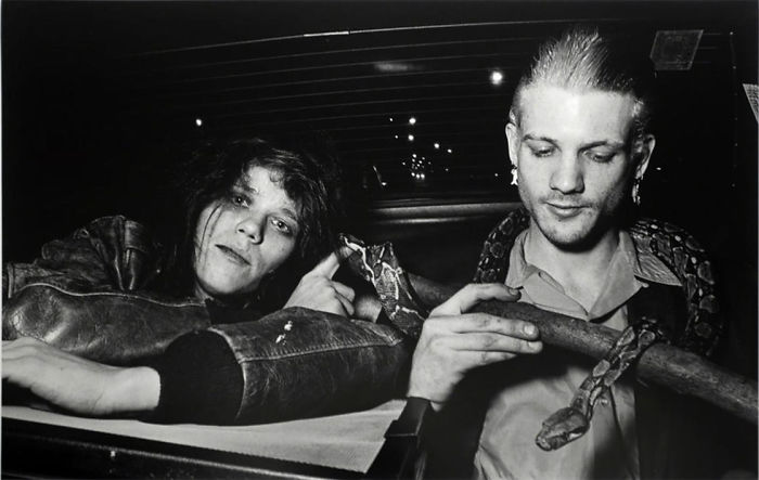 A Taxi Driver Spent 30 Years Photographing His Passengers Through The Streets Of New York
