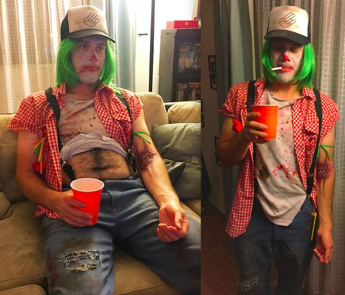 Trailer Park Heroin Clown