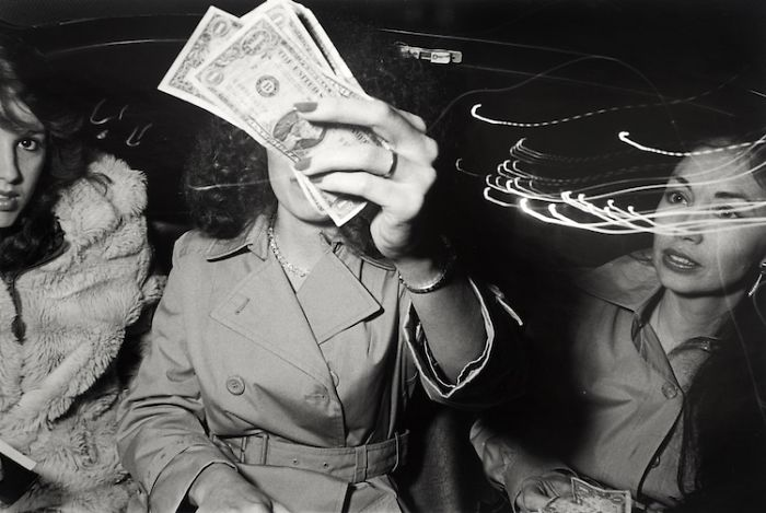 This Taxi Driver Spent 20 Years Photographing His Passengers In NYC Starting 30 Years Ago
