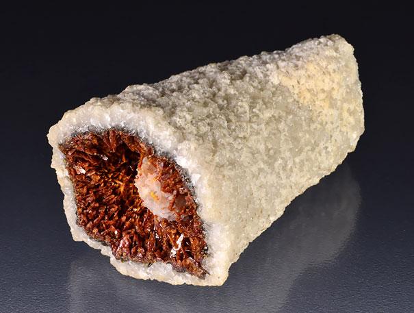 This Geode Looks Like A Burrito