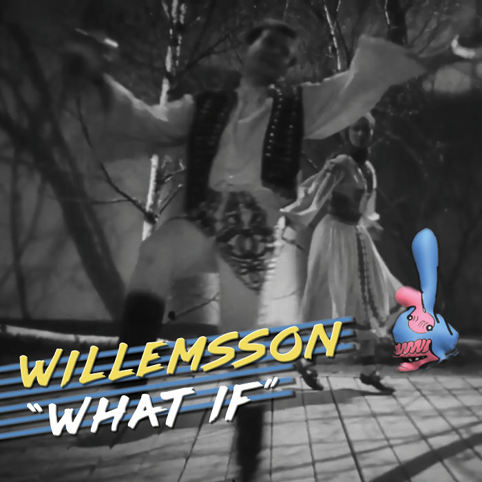 Watch This Eastern European Couple From The 1950's Dance To A Modern Indie-Dance Song By Willemsson!
