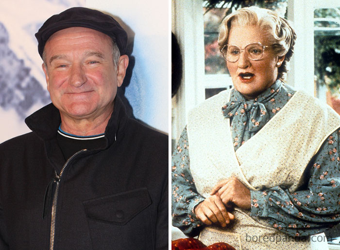Robin Williams - Mrs. Doubtfire (Mrs. Doubtfire)