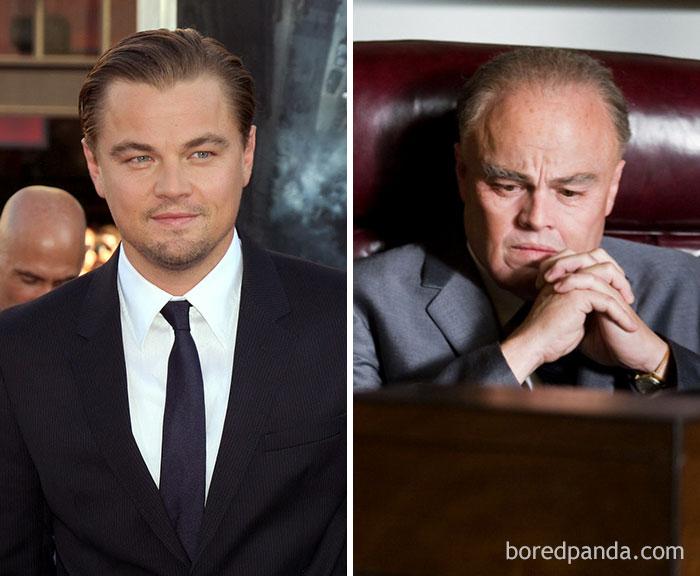 Leonardo Dicaprio - J. Edgar Hoover (J. Edgar)