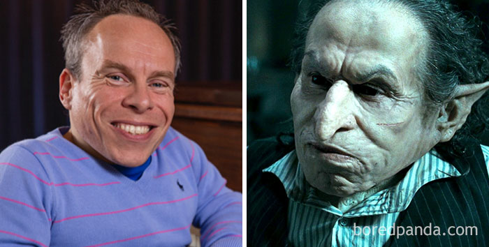 Warwick Davis - Griphook (Harry Potter And The Deathly Hallows: Part 2)