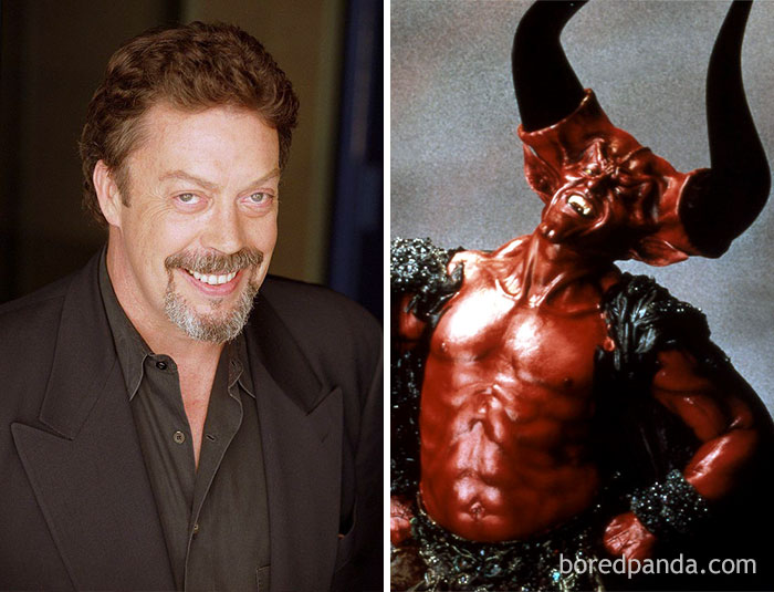 Tim Curry - The Lord Of Darkness (Legend)