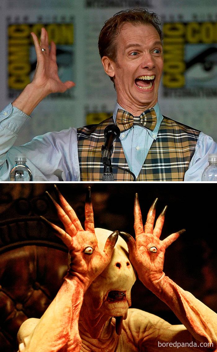 Doug Jones - Pale Man (Pan's Labyrinth)