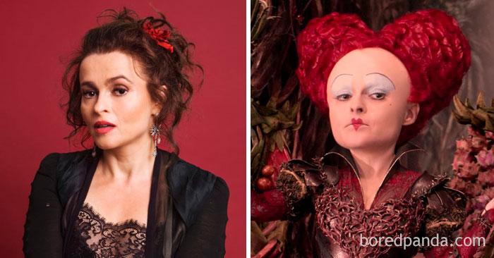 Helena Bonham Carter - Reina Roja (Alicia A Través Del Espejo)