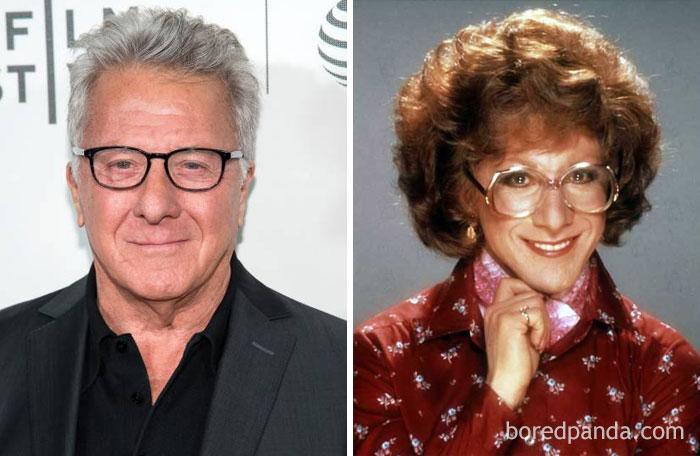 Dustin Hoffman - Dorothy Michaels (Tootsie)