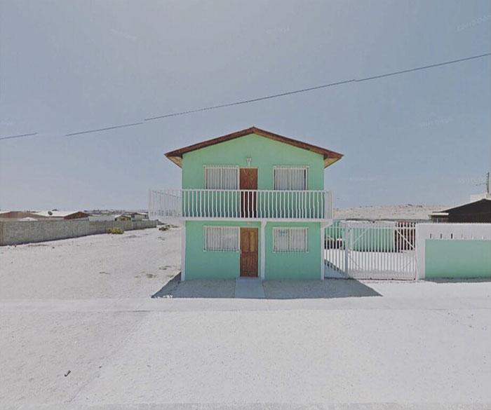 Caldera, The Atacama Region In Northern Chile