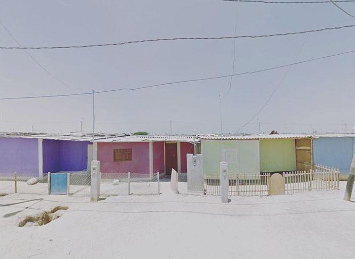 Sechura District Of Piura, Peru