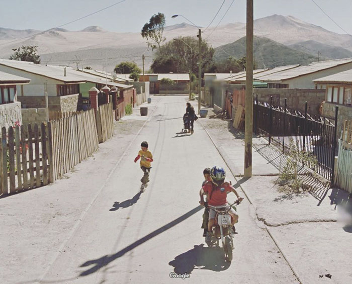 Atacama Region In Chile