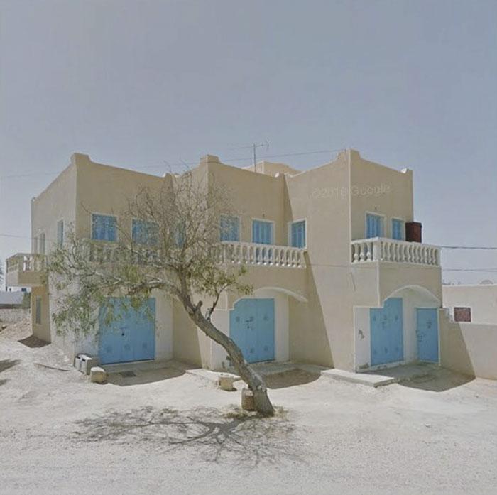 Guellaia, Medenine, Tunisia
