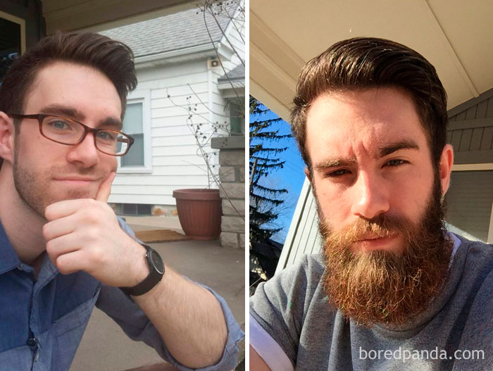 My 5 Month Transition From Boy To Man