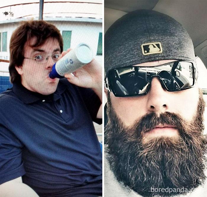 Beard Transformation