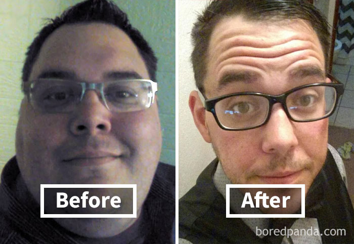 Lost 410.8 Lbs In 36 Months. Mission: Accomplished