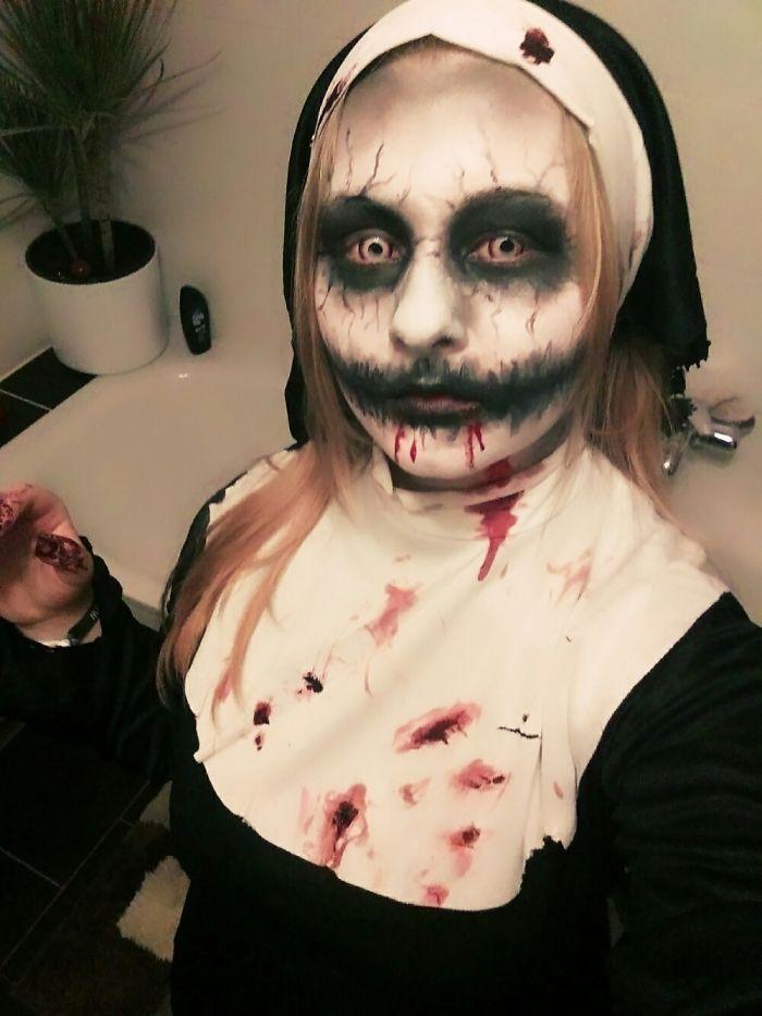 Horror Nun :d