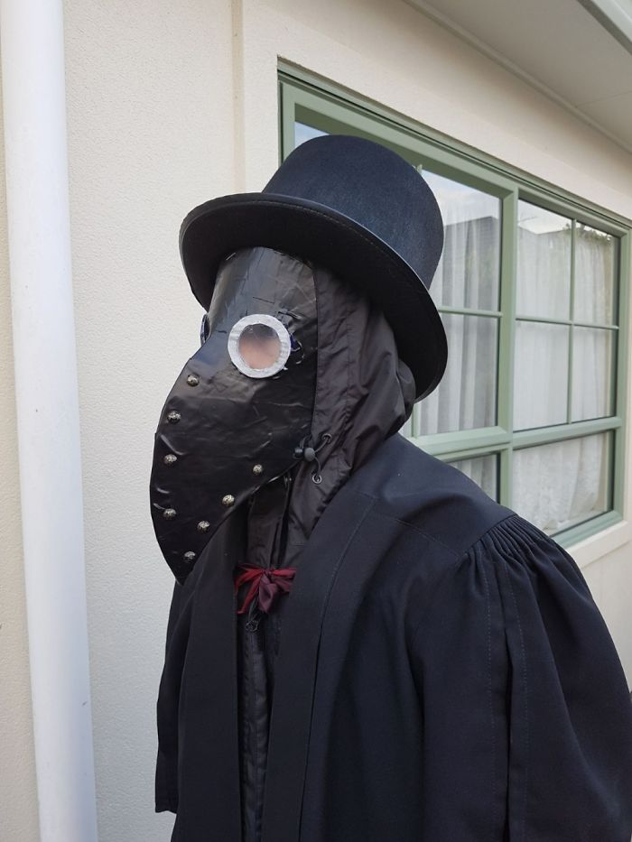 My Son, Tje Plague Doctor