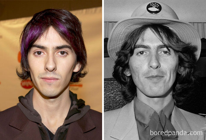 3 Dhani Harrison And George In Their 20s