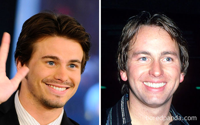 Jason Ritter And John Ritter At Age 30