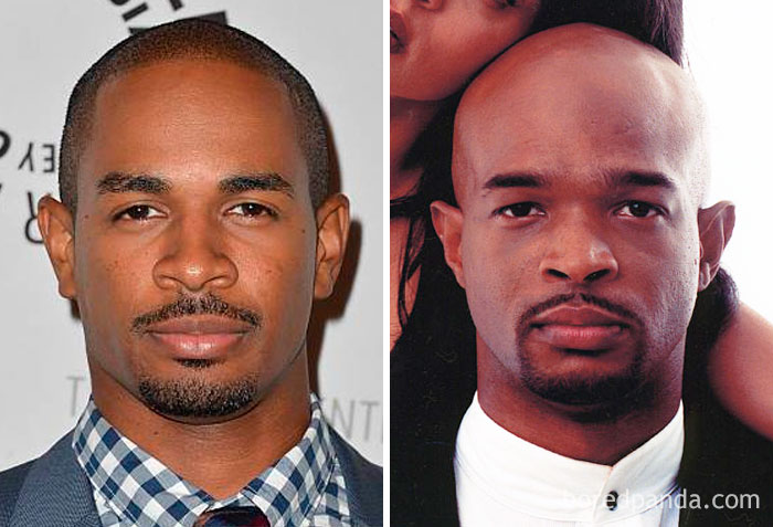 Damon Wayans Jr. And Damon Wayans At Age 30