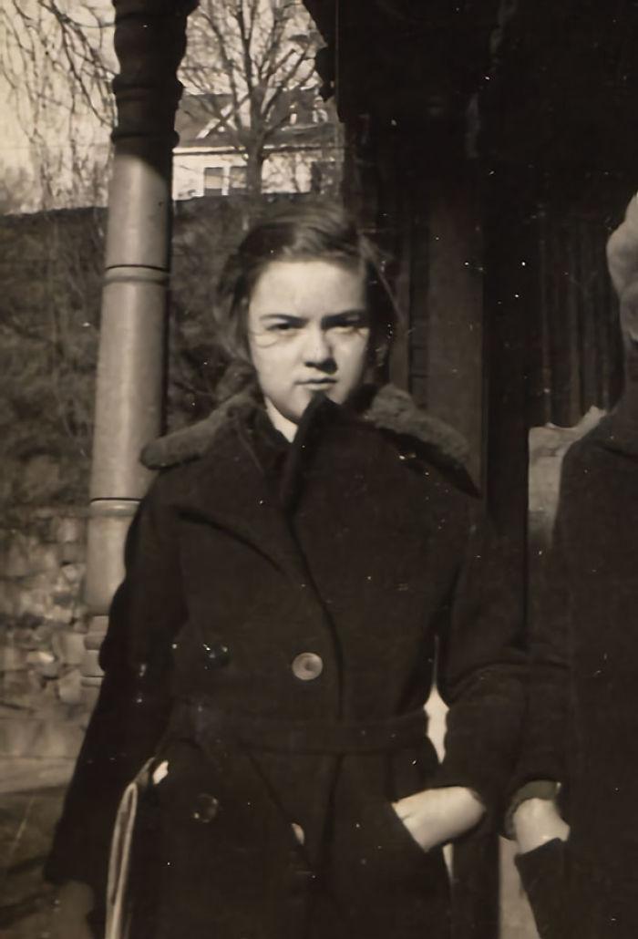 Mi Abuela Parecía Arya Stark En 1936