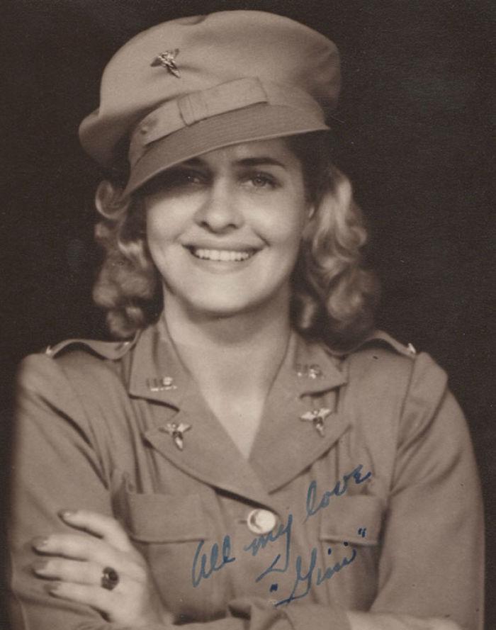 La Abuela Falleció La Semana Pasada, Fue Enfermera Naval