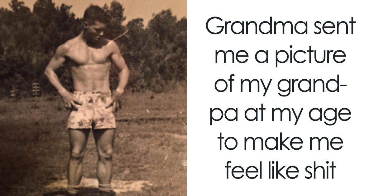 76+ Times People Realised Their Grandparents Were Cooler Than Them