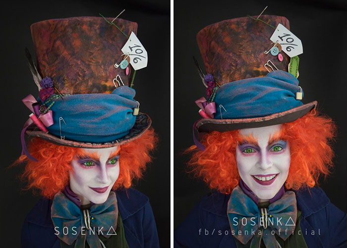 The Mad Hatter, Alice In Wonderland