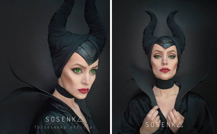 Self-Taught Polish Cosplayer