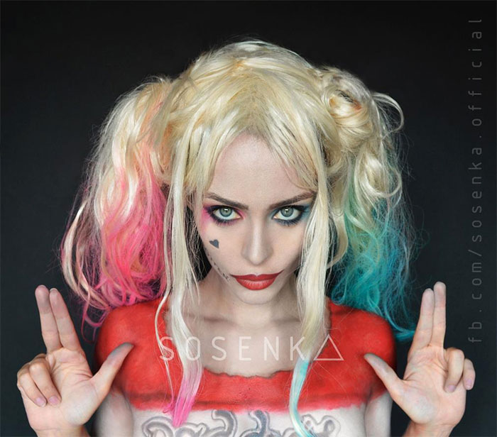 Harley Quinn, Suicide Squad
