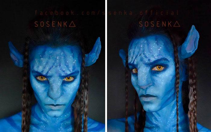 Na'vi, Avatar