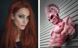Esta cosplayer polaca autodidacta es capaz de transformarse en quien sea, literalmente