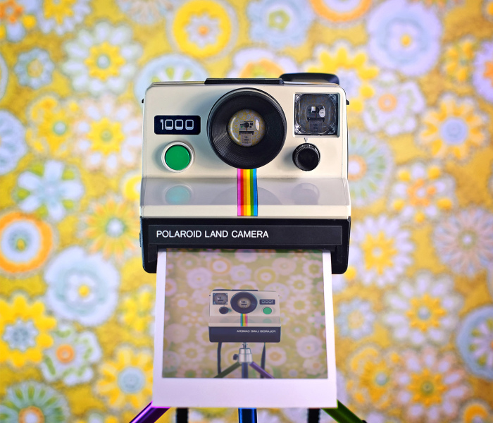 CameraSelfies: My Project Captures The Rich History Of Old Analog Cameras