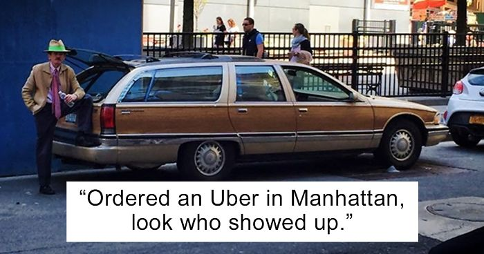 Five Star Automotive >> 41 Times Uber Drivers Surprised Their Clients | Bored Panda