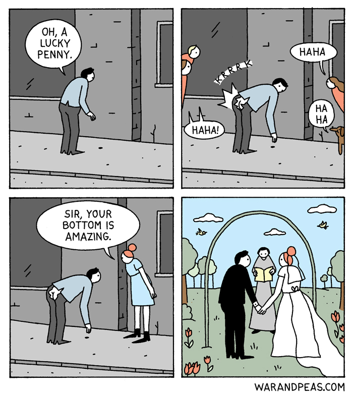 40 Hilarious Comics With Unexpected Endings By War And ...