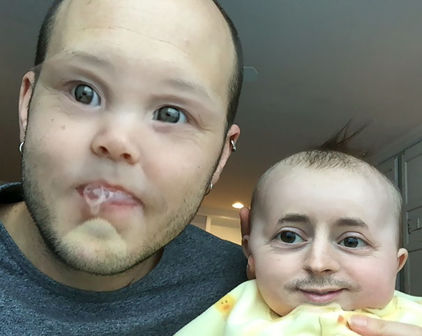 Face Swap With Daughter. Nailed It