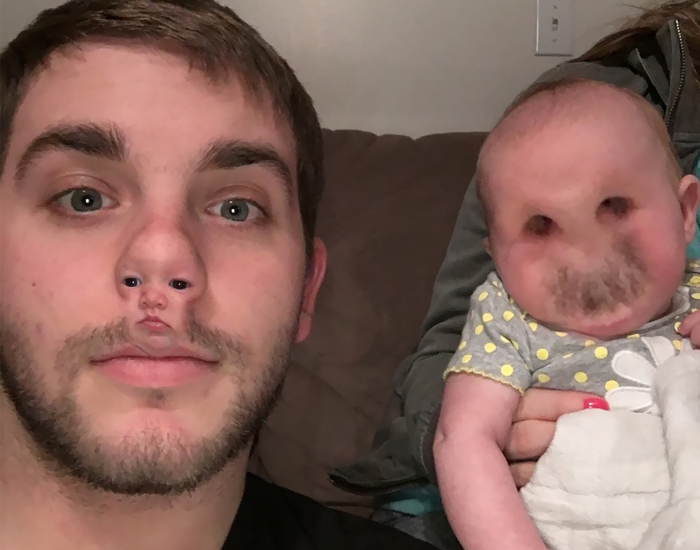127 Times People Tried Face Swap On A Baby, And Regretted It Immediately