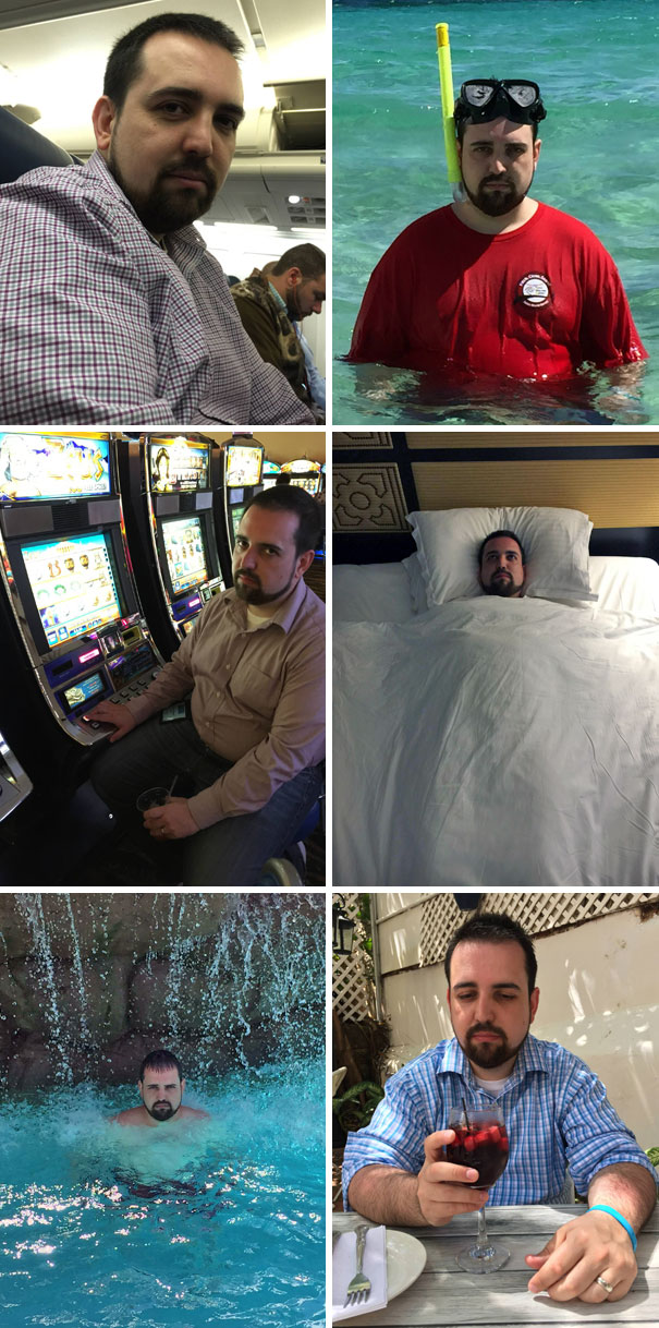 Won A Trip To Puerto Rico And Couldn't Take My Wife. Didn't Have A Single Second Of Fun