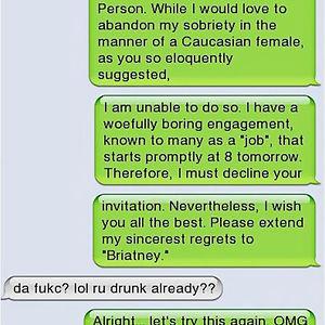 Gurl U Got Da Wrong Number