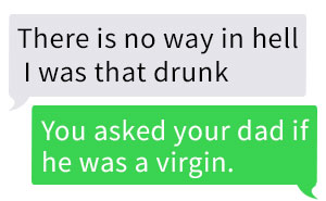 30+ Of The Funniest Drunk Texts That People Have Ever Sent