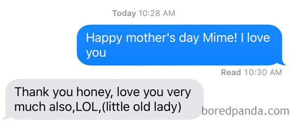My Grandmother The Lol