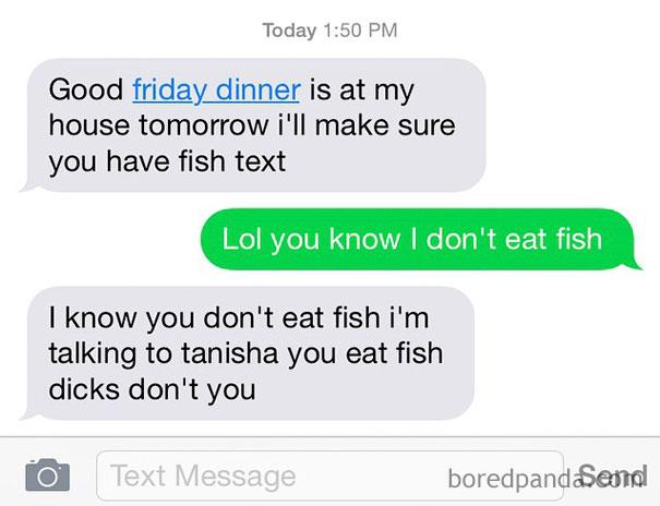 Do You Eat Fish D**ks?