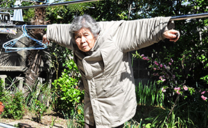 89-Year-Old Japanese Grandma Discovers Photography, Can't Stop Taking Hilarious Self-Portraits Now