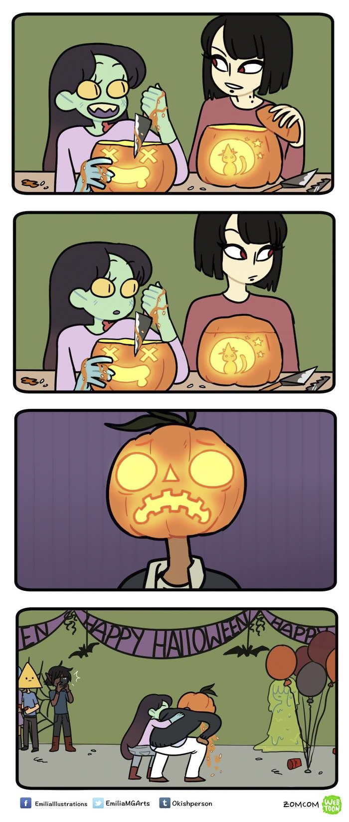 Have A Gourd Halloween