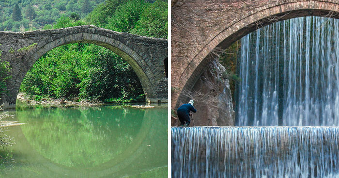 I Captured The Beauty Of Old Stone Bridges In Northern Greece