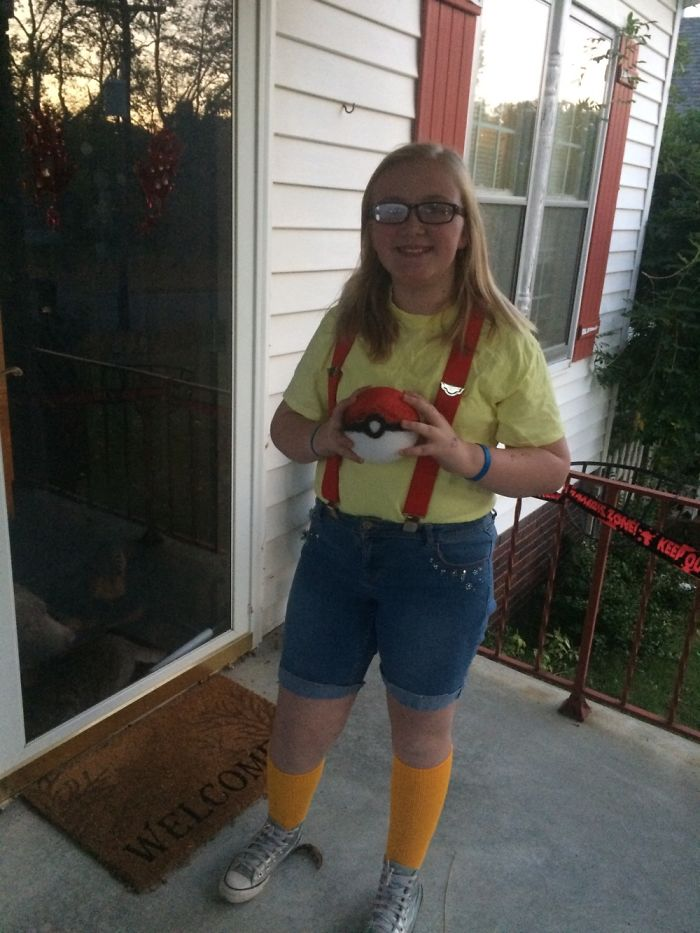 I Was Misty From Pokemon