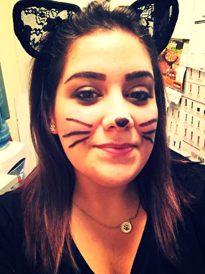 I Was Pretty Basic This Year.. Meow 🐱